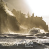 21  G Cape Disappointment Waves and Mist