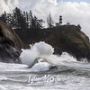 340  G Cape Disappointment Waves