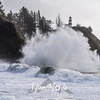 329  G Cape Disappointment Waves
