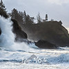 6  G Cape Disappointment Waves Crash