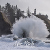 325  G Cape Disappointment Waves