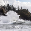 344  G Cape Disappointment Waves