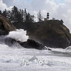 347  G Cape Disappointment Waves