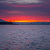 27  G Mount Hood Columbia River Sunrise