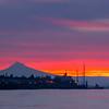 20  G Mount Hood Columbia River Sunrise