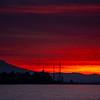 45  G Mount Hood Columbia River Sunrise
