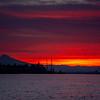 38  G Mount Hood Columbia River Sunrise