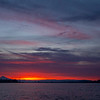 44  G Mount Hood Columbia River Sunrise