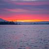 23  G Mount Hood Columbia River Sunrise