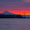 18  G Mount Hood Columbia River Sunrise