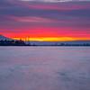 22  G Mount Hood Columbia River Sunrise