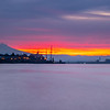 11  G Mount Hood Columbia River Sunrise