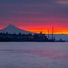 14  G Mount Hood Columbia River Sunrise