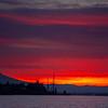 33  G Mount Hood Columbia River Sunrise