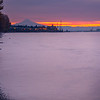 5  G Mount Hood Columbia River Sunrise Wide