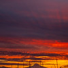 16  G Mount Hood and Columbia River Sunrise V
