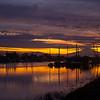 3  G Mount Hood and Columbia River Sunrise