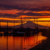 12  G Mount Hood and Columbia River Sunrise
