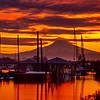 14  G Mount Hood and Columbia River Sunrise