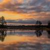 33  G Sunrise Calm Water Trees