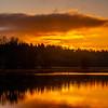 22  G Sunrise Calm Water
