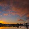 13  G Sunrise Calm Water