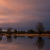 19  G Sunrise Calm Water Dark
