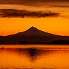 32  G Columbia River and Mount Hood Sunrise Close