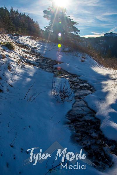 35  G Snowy Trail V
