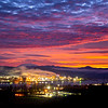 9  G Sunrise Over Kelso and MSH
