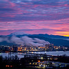 23  G Sunrise Over Kelso and MSH