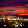 5  G Sunrise Over Kelso and MSH
