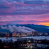 24  G Sunrise Over Kelso and MSH