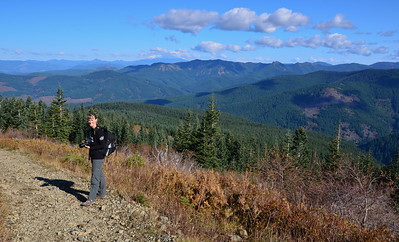 13-Oct-2013 Silver Star Mountain-Ed's Trail