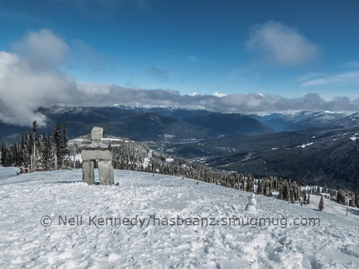 Whistler and Sea to Sky route (Squamish First Nation)