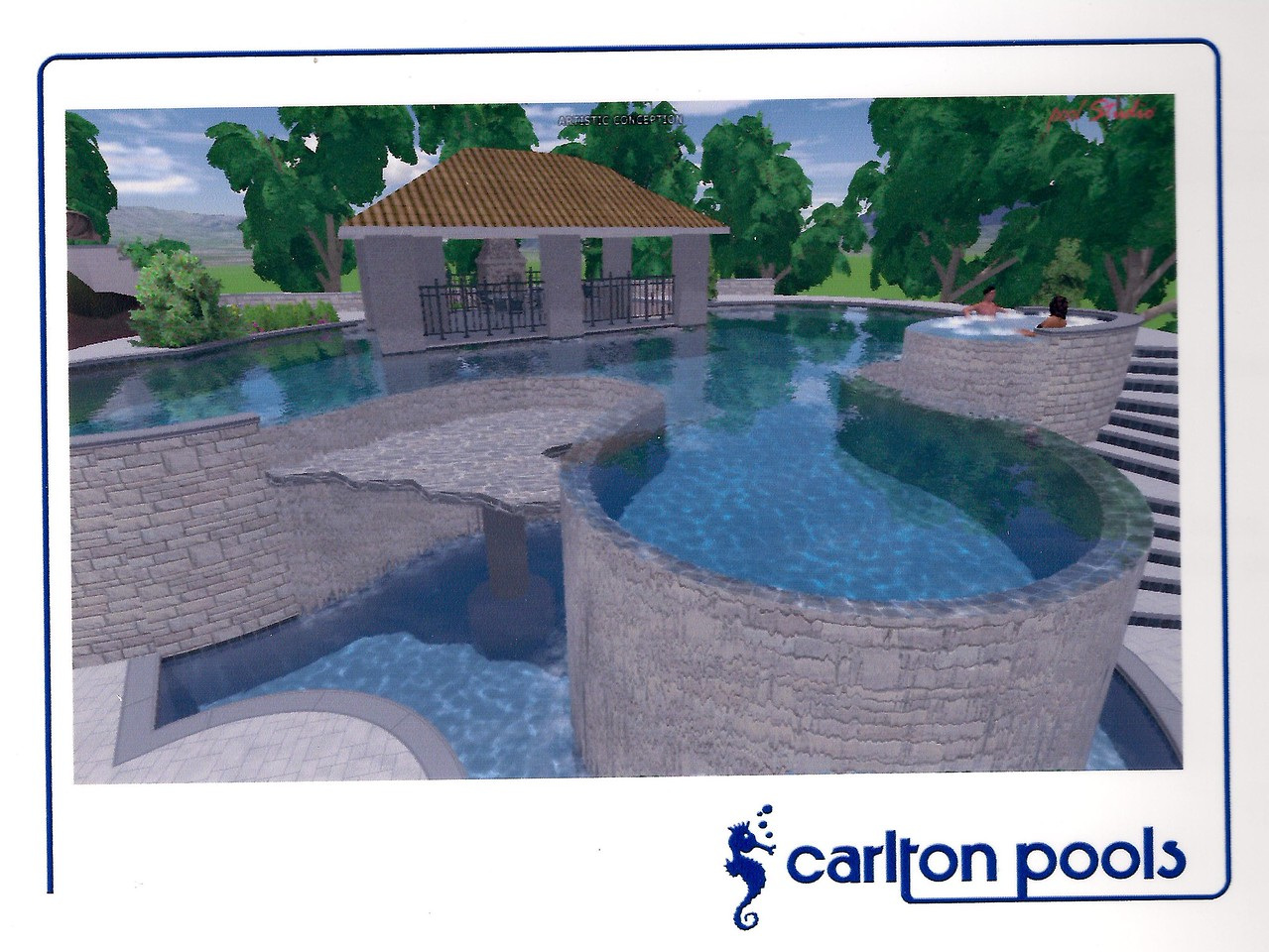 Pool Rendering by Pool Company (1)