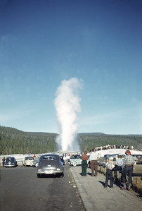 Old Faithful 1946