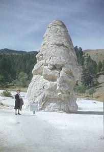 Inactive Geyser Cone 1948