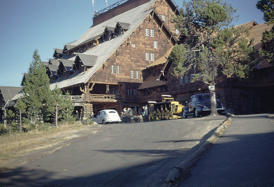 Old Faithful Lodge 1948
