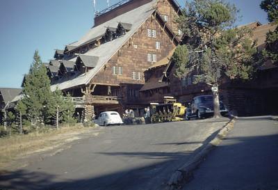 Old Faithful Lodge 1948