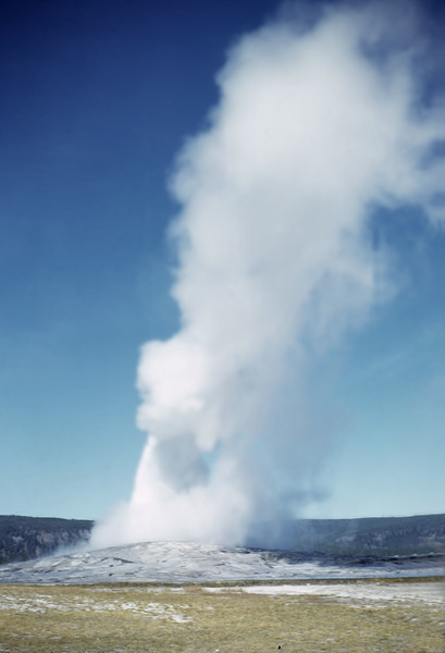 Old Faithful 1948