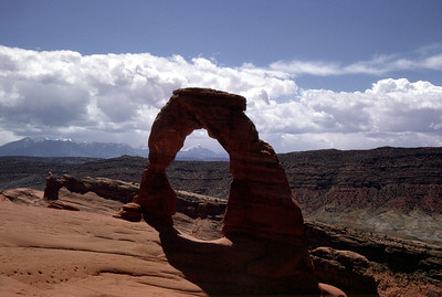 Delicate Arch, Arches National Monument