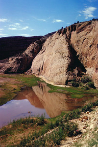 Fremont River, Capital Reef National Park