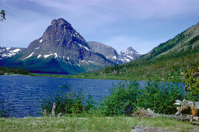 Mt. Sinopah, Glacier National Park