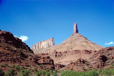 Priest and Nuns near Moab, Utah