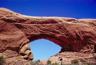 North Window, Arches National Monument