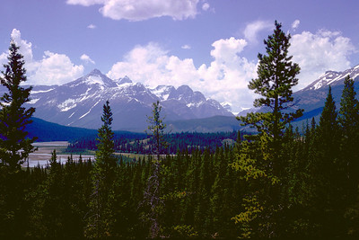 Mistayo Valley, Banff National Park