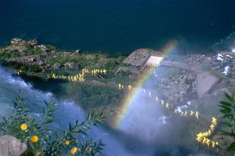 Bridal Veil Falls, Niagara Falls, NY