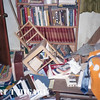 loma prieta earthquake-2<br /> <br /> This what my bedroom normally looked like. I am just kidding. This what it looked after the quake.