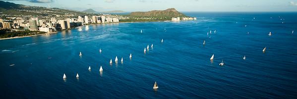 Friday Evening Sailboat Race